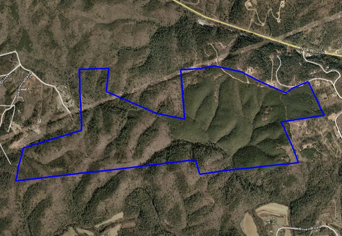 458 Acres In Burke County North Carolina Campbell Property Group
