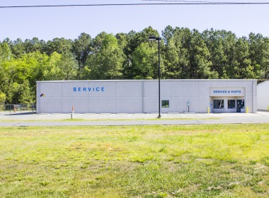 Pittsboro Ford Service Center Day 2