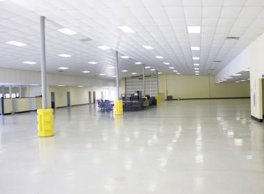 Pittsboro Ford Showroom