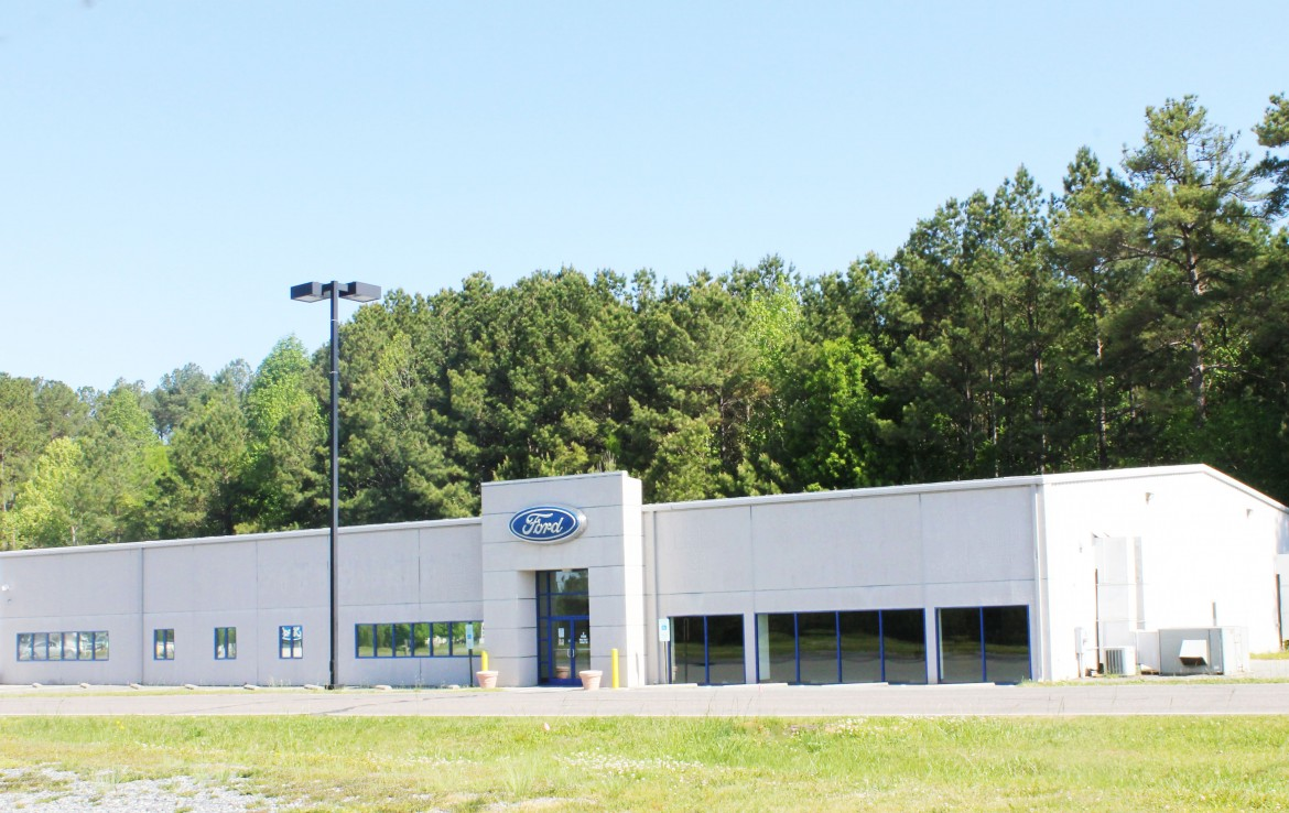 1245 Thompson St, Pittsboro NC 27312- Pittsboro Ford Dealership - 1245  Thompson Street, Pittsboro, NC 27312